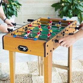 特大 テーブルサッカー ボードゲーム サッカー テーブルゲーム フットボール フーズボール FOOSBALL 大型 卓上 ゲーム 送料無料 ###サッカーJZQ-69CM###