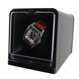 ワインディングマシーン 1本 腕時計ケース 時計ケース 腕時計 ワインダー 自動巻き ウォッチワインダー ワインディングマシン ケース 高級 おしゃれ かわいい 送料無料 ###時計収納JBW112###