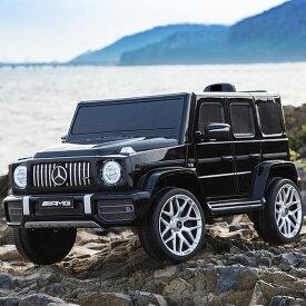 メルセデス ベンツ 正規ライセンス 電動乗用カー Mercedess-Benz ゲレンデ G63 プロポ付き SUV 乗用玩具 子供用 送料無料 ###乗用カーS306-###