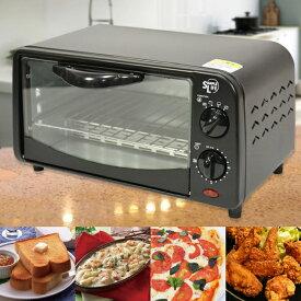 トースター オーブントースター 800W 2枚 上下 切替 切り替え メッシュ網 小型 コンパクト 横型 小型 おしゃれ トレー付###オーブンGR09###