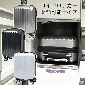 【新生活応援キャンペーン】GoTo キャンペーンLCC 機内持ち込み可 スーツケース コインロッカー対応 軽量 小型 SSサイズ 28L TSAロック搭載 キャリーバッグ ###ケースLYP0112###
