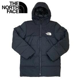 ノースフェイス THE NORTH FACE ダウンジャケット ダウン メンズ UX DOWN JKT-RTO TNF BLACK 日本未入荷 新品