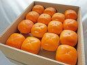 【農家より直送!】奈良西吉野産たねなし柿(28〜32個入り・約7kg)【 特秀品 2Lサイズ 】