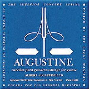 AUGUSTINE BLUE 4弦のみ オーガスチン クラシックギター弦 【smtb-ms】【RCP】【zn】
