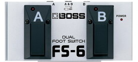 BOSS ボス デュアル・フットスイッチ FS-6【smtb-ms】【RCP】【zn】