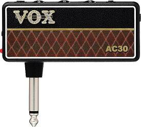 【即日発送O.K】VOX amPlug2 AC30 ヘッドフォン・ギターアンプ【smtb-ms】【RCP】【zn】