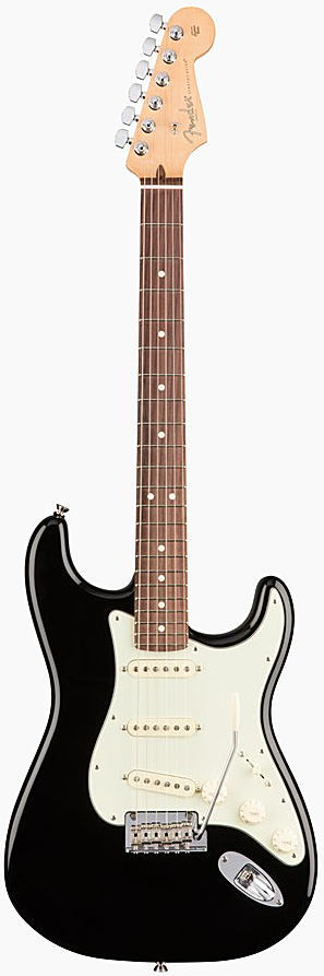 FENDER エレキギター AMERICAN PROFESSIONAL STRATOCASTER Rosewood Fingerboard, Black【smtb-ms】【RCP】【zn】
