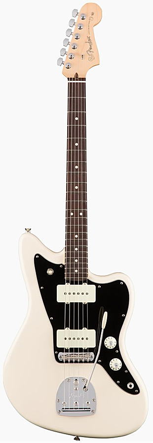 FENDER エレキギター AMERICAN PROFESSIONAL JAZZMASTER Rosewood Fingerboard, Olympic White【smtb-ms】【RCP】【zn】