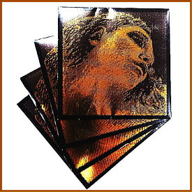 【即日発送O.K】エヴァ ピラッツィ ゴールド バイオリン弦4本セット【E.A.D.G】【G線ゴールド】【smtb-ms】【RCP】【zn】