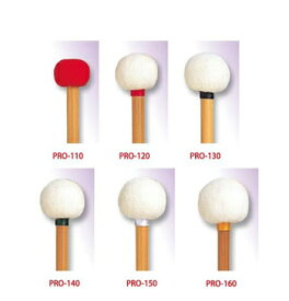 プレイウッド PROシリーズ ティンパニーマレット PRO-110〜160【smtb-ms】【RCP】【zn】