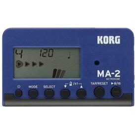 【お得な5個セット】デジタルメトロノーム KORG コルグ MA-2-BLBK【smtb-ms】【RCP】【zn】