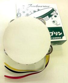 タンバリン 18cm 赤枠 ヤマヨ【RCP】【zn】