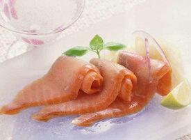 【クリスマス】の贈り物ギフトに特選・天然紅鮭マリーネ【450グラム入り】【年越し特集2007】【海産物大好き0610】