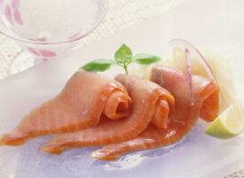 北海道ワインと一緒に、天然紅鮭マリーネ(容量450g)「シニア市場」【金太郎0413】【北海道ポイント企画1205】