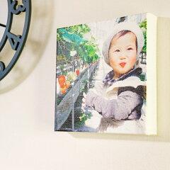キャンバスプリントスクエア30x30cm|ウェディングブライダル写真プリント母の日ギフト母の日プレゼント母の日ギフト母の日プレゼントギフト名入れ結婚祝い結婚式誕生日出産祝バースデイフォトフレーム写真立て記念品両親
