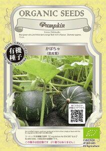 【オーガニックの果菜】かぼちゃ(黒皮栗)/小袋