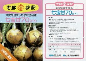 【タマネギ】七宝甘70〔七宝交配〕/20ml