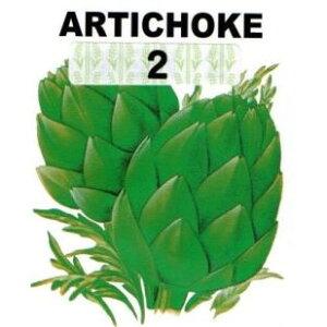 【世界の珍しい野菜】アーティチョーク2/小袋