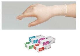 プラスチック ゴム手袋 パウダーフリー リーブル株式会社 バリアローブ NO. 2210 プラスチック手袋 ライト LorMサイズ 100PCS