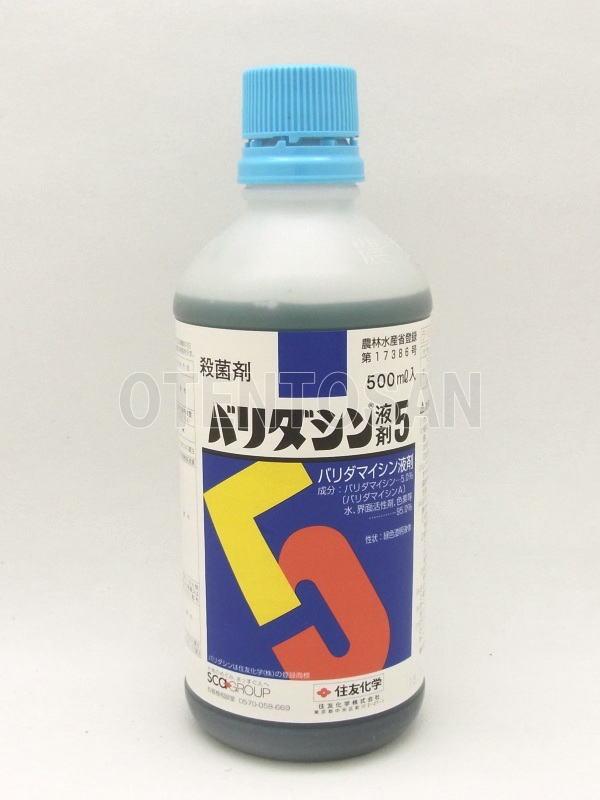 バリダシン液剤5 500ml
