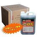非農耕地用除草剤 グリホタイガーDX 5L 【グリホサート液剤】お得なケース販売(5L×4本入り)