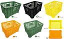 【送料無料】 採集コンテナ 12個入 安全興業 野菜・果実の集荷・選果・運搬に!