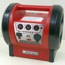 充電式マルチ電源 AC100V・DC12V出力 ラジオにLEDライトも付いたパワエコくん レミックス EC-110 防災 アウトドア