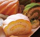 「茶句庭ながの」 抹茶・紅茶ロールケーキ16cm×2本スイーツセット