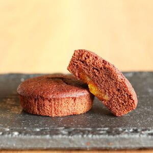 足立音衛門 オレンジ と チョコ の フィナンシェ 1個 スイーツ 和菓子 洋菓子