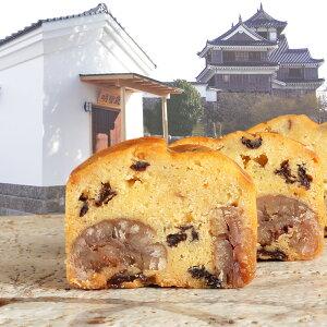 足立音衛門 明智蔵 栗 と ブドウ の ケーキ パウンドケーキ スイーツ 和菓子 洋菓子