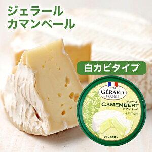 カマンベールチーズ フランス産 125ナチュラルチーズ 白カビ チーズ ワイン マリアージュ 【クール】