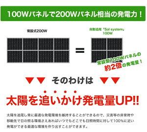 ソーラーパネル自作自動追尾ソーラーシステムSolsystem太陽光パネル家庭用ポータブル発電機小型キット充電器【02P04Aug13】
