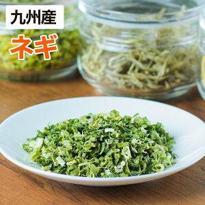【メール便】 乾燥野菜 ネギ 葱 5g(生野菜100g相当)九州産野菜 安心安全国産 長期保存が可能なエアドライタイプ 非常食や保存食として