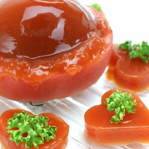 フレッシュなトマトのジュレ・シャーベット