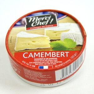 白カビ チーズ プチ カマンベール 125g フランス産 メルシーシェフ 毎週火・木曜日発送