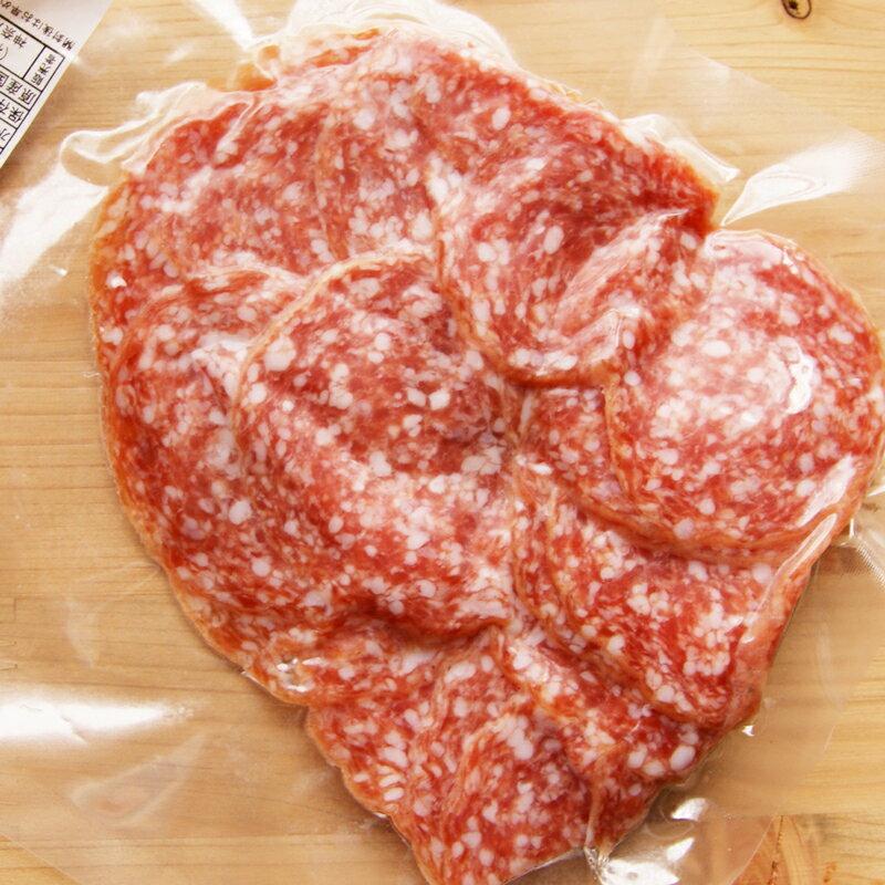 ミラノサラミ ピッコロ スライス 100g ビラーニ社 イタリア産 冷凍