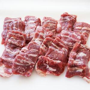 熟成ラム肉 仔羊 カルビ ニュージーランド産パック500g(凍)/ラムカルビ ブロック 熟成肉 子羊 スライス ジンギスカン