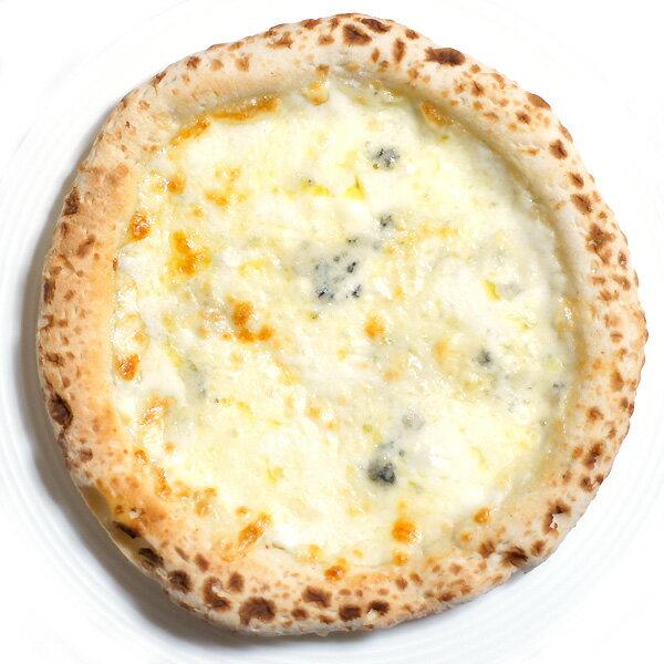 冷凍ピザ ステラピザ クワトロフォルマッジ(4種のチーズ)9インチ