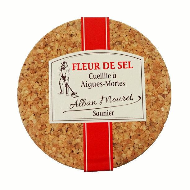 カマルグの塩 フルールセル 125g(常)フランス産