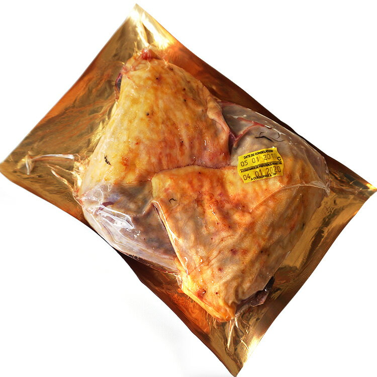ホロホロ鳥 若鳥 骨付きモモ肉 (キュイス パンタドー) 約400-500g(冷凍)2本パック フランス マイエンヌ産