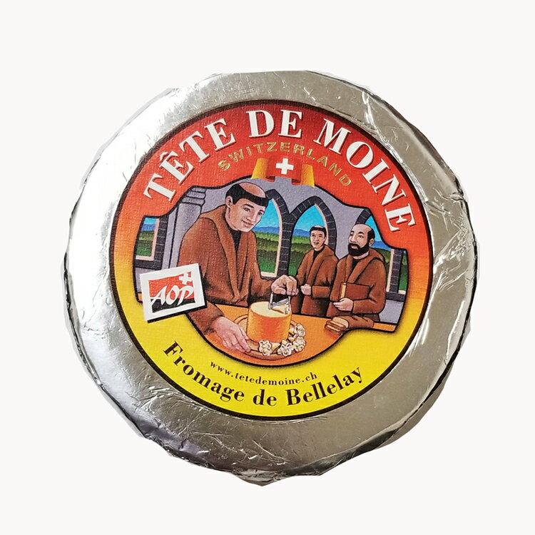 ハード セミハード チーズ テット ド モアンヌ 約900g スイス産 テテドモアンヌ テッテドモアンヌ TETE DE MOINE テット・ド・モア テット・ド・モワンヌ