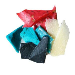 ハロウィンで食べたい「悪魔のチーズセット」(農家製ゴーダ/ブラックレモン/パプリカレッド/ラベンダーブルー)ハロウィン限定 毎週火・木曜日発送