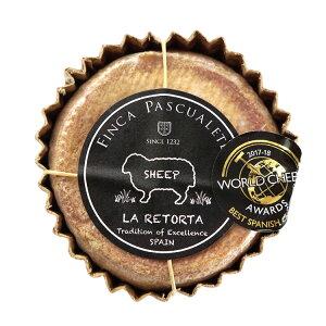 羊乳 チーズ ラ レトルタ 140g スペイン産 ウォッシュタイプ 毎週火・木曜日発送