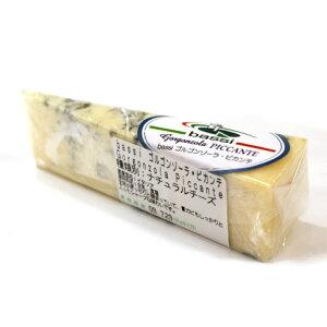 青カビチーズ ゴルゴンゾーラチーズ・ピカンテ80g イタリア産 ブルーチーズ 毎週水・金曜日発送