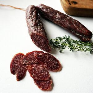 サラミ サルシッチャ セッカ フェガト 約240g(2本入り) イタリア産 レバー入り乾燥熟成ソーセージ
