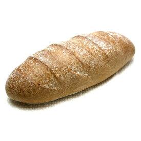石釜焼き パン オゥ セーグル 1本 300g 冷凍 半焼成パン フランス産 ライ麦23%入りの本格ライブレッド ヴィーガン ベジタリアン