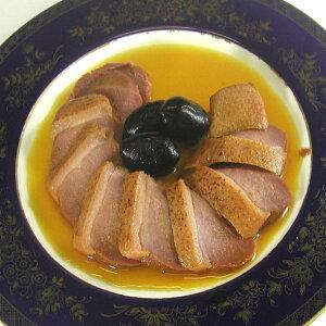 紅茶鴨胸肉のオレンジソース仕立て 1パック約200gx5枚