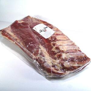 【】パンチェッタ フラット 約1Kg イタリア産 ビラーニ社 不定貫 Kgあたり4,320円(税込)冷蔵