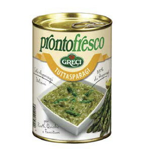濃厚アスパラガス・ペースト グリーンアスパラのペースト イタリア産 (常温)