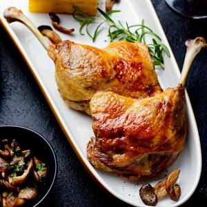 キュイス ド カネット バルバリー (冷凍)フランス産 バルバリー種 仔鴨骨付きもも肉 約200g コンフィや網焼きに最適 バーベキュー
